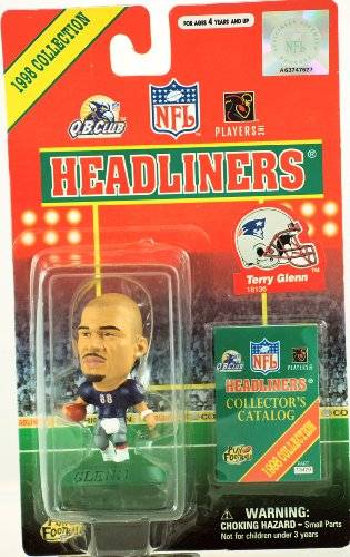 Buy Low Price Corinthian Headliners Terry Glenn 1998 Collection Figure (B002GXBVL6)