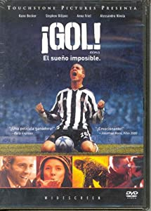 Gol: El Sueño Imposible (Goal! - The Dream Begins) [NTSC/Region 1 and