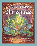 img - for A Very Dragon Christmas book / textbook / text book