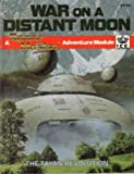 img - for War on a Distant Moon (Space Master Science Fiction Gaming, Stock No. 9104) book / textbook / text book