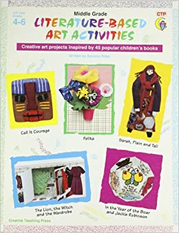 The creative art book level a
