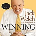 Winning Audiobook by Jack Welch, Suzy Welch Narrated by Jack Welch
