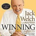 Winning Hörbuch von Jack Welch, Suzy Welch Gesprochen von: Jack Welch
