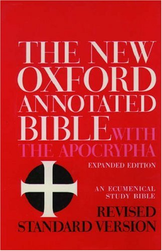 The New Oxford Annotated Bible with the Apocrypha, Revised Standard Version, Expanded Edition