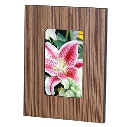 "Product Image Ash Wood Veneer Frame - 5x7"""