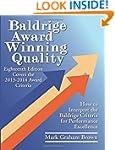 Baldrige Award Winning Quality -- 18t...
