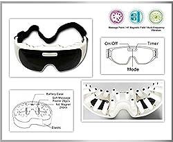 eye massager ,dark circle removar glasses,under eye dark circle reducing device