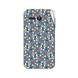 Garmor Designer Mobile Skin Sticker For Huawei Ascend Y511 - Mobile Sticker