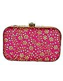 #9: Duchess Handicraft Item Clutch (PINK)(000629BG)
