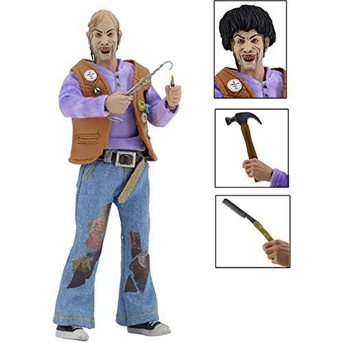 The Texas Chainsaw Massacre 2 Chop Top 8-Inch Clothed Action Figure by The Texas Chainsaw