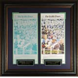 SEATTLE SEAHAWKS Seattle Times Printing Press Plates One OF EACH SUPER BOWL XLVIII