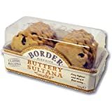 Border Biscuits Butter Sultana Cookies (Pack of 6)