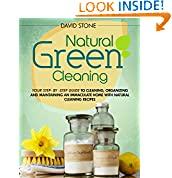 David Stone (Author), Natural Cleaning Recipes (Editor), Eco-Friendly Cleaning (Foreword), Toxic-free Home (Introduction), Natural Green Cleaning (Narrator)  (10)  Download:   $2.99