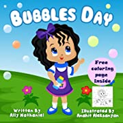Bubbles Day- Children's Book for Ages 0-3 (Fun Stories for 2 years old)