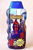 Marvel Spider Sense Spider Man Body Wash Spider Power Punch 12 Fl. Oz. (355ml)