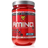 BSN Amino X Dietary Supplement, Blue Raz, 15.3 Ounce x Multipack of 3