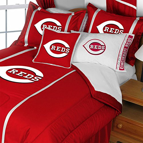 Baseball Bedding Twin 6792 front