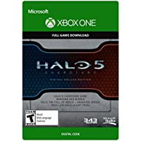 Halo 5 Guardians Deluxe Edition for Xbox One [Digital Download Code]
