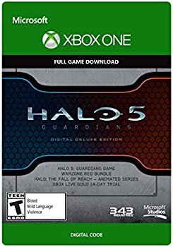 Halo 5 Guardians Digital Deluxe Edition for Xbox One