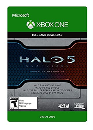 Halo 5: Guardians - Digital Deluxe Edition - Pre-Load - Xbox One [Download Code]