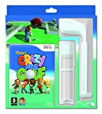 NINTENDO GIOCO CRAZY MINI GOLF + MAZZA DA GOLF WII