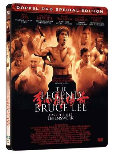The Legend of Bruce Lee - S.E. Star Metalpak (2 DVDs) [Special Edition]