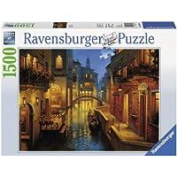 Ravensburger Puzzles Venetian Canal, Multi Color (1500 Pieces)