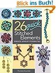 26 Quick Stitched Elements: Endless J...