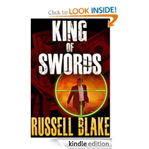 King of Swords Russell Blake