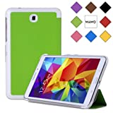 WAWO Samsung Galaxy Tab 4 8.0 Inch Tablet Smart Cover Creative Fold Case - Green