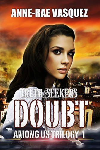 Doubt by Anne-Rae Vasquez ebook deal