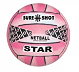 Sure Shot 340N905AP Netball - Pink - Size 4