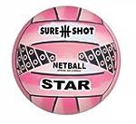 Sure Shot Star Netball - Pink