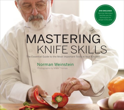 Mastering Knife Skills: The Essential Guide To The Most Important Tools In Your Kitchen (With Dvd) (Hardcover)