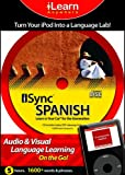 img - for iSync Spanish: Learn in Your Car for the iGeneration (iLearn Anywhere) book / textbook / text book