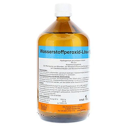 Wasserstoffperoxid Verdünnen Berechnen : wasserstoffperoxid l sung 3 ph eur 1 liter ~ Themetempest.com Abrechnung