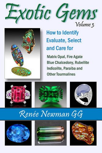 libro gemstones how to identify evaluate and care