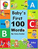 Babys First 100 Words: First Words