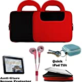 51xAQvtr5ML. SL160  Apple Ipad Tablet  + Also includes a set of Fashion Earbud Headset Headphones 3. 5mm Jack In Ear Stereo + Includes an earphone case Clamshell Style with Zipper Enclosure, Inner Pocket, and Durable Exterior!