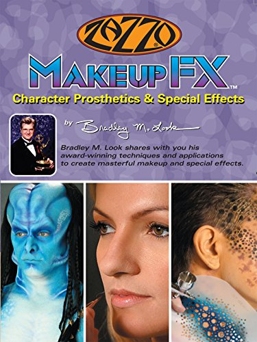 Makeupfx Character Prosthetics & Special Effects