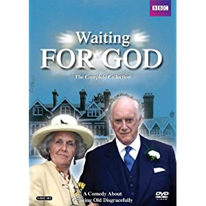 "ENTER TO WIN A DVD COPY OF ""WAITING FOR GOD - THE COMPLETE SERIES"" 5"