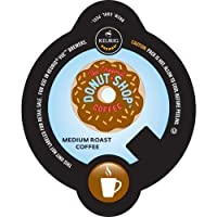 Coffee People Donut Shop Extra Bold Coffee, Vue Cups for Keurig Vue Brewers