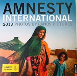 Amnesty International 2013 Wall Calendar
