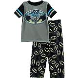 Batman Boys Grey Pajamas S4PBA59BM