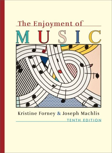 The Enjoyment of Music: An Introduction to Perceptive...