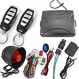 Vococal® 8152 Universelle Auto Anti Diebstahl Alarmanlagen - Auto Keyless Entry System mit Fernbedienung Entfernten Zentrale-Kit