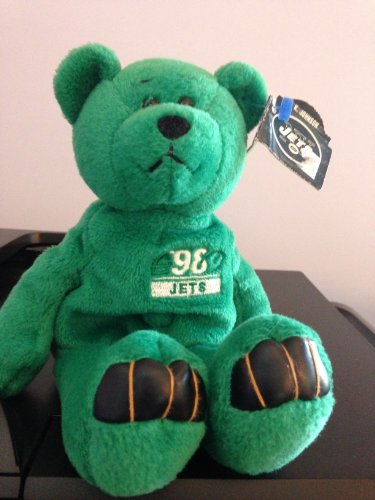 Keyshawn Johnson - Limited Teasures NFL Licensed Collectible Bear - 1