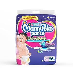 MamyPoko XL Size Pants (56 Count)