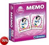 Clementoni - 11756 - Memo Games Princess