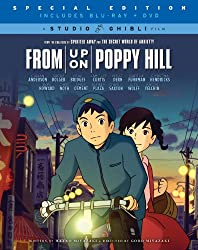 From Up on Poppy Hill (Blu-ray / DVD Combo Pack)
